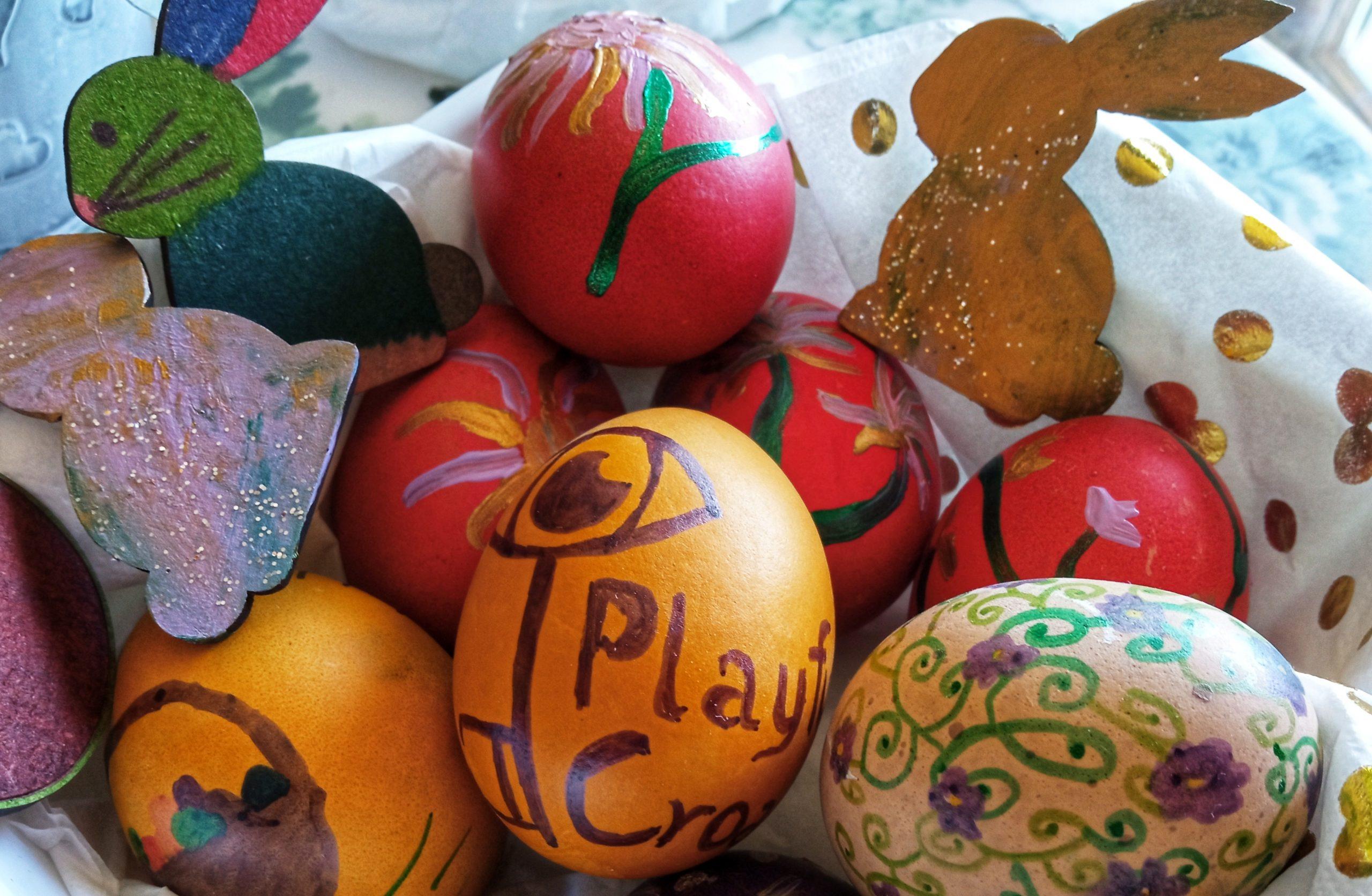Croatian Easter Games