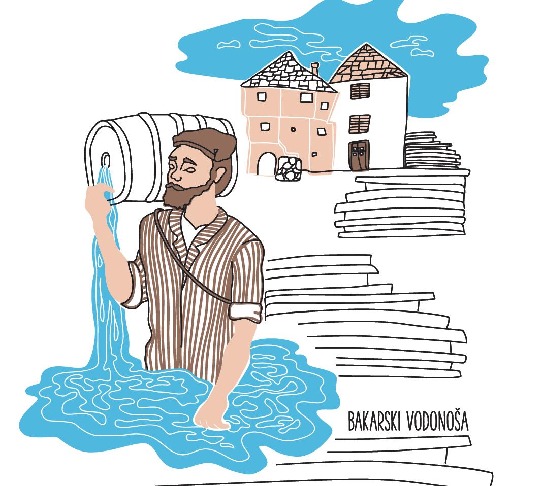 Izazov bakarskog vodonoše
